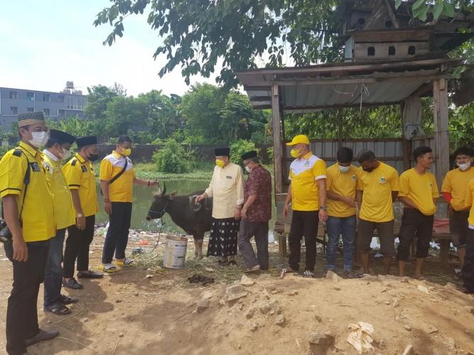 Program PPKM Golkar Makassar Tersebar Hingga Ke Pulau